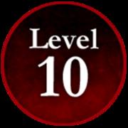 Survive the Killer! Level 10 Badge.png