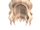 Catalog:Blonde curly celebrity hair