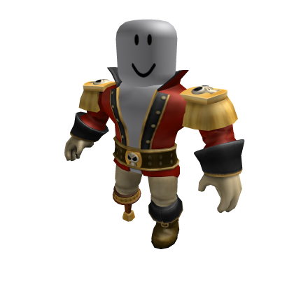 Captain Crimson Jack (Bundle)