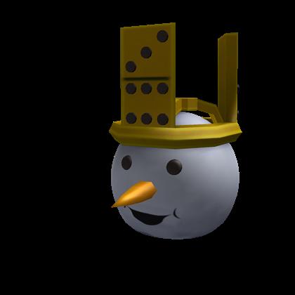 Winter Games 2014 Snowman Domino King