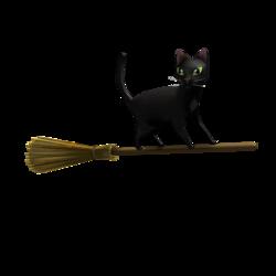 Magic Broom Black Cat.png