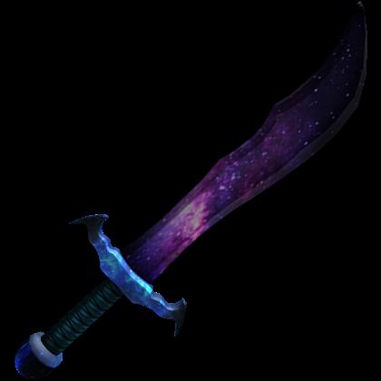 Celestial Scimitar