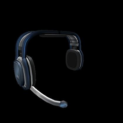 Next Level Blue Headphones