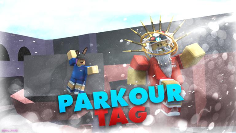 Parkour Tag Roblox Wiki Fandom
