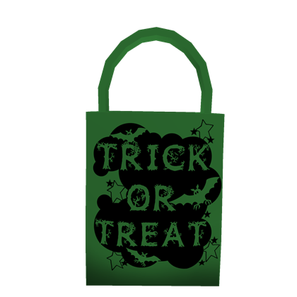 2013 Trick or Treat Bag
