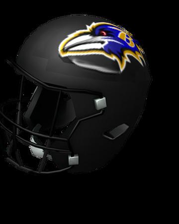 Catalog Baltimore Ravens Helmet Roblox Wikia Fandom