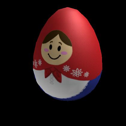 Cherry Nesting Egg