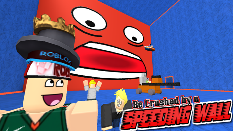 Go Through Wall Code Roblox Jailbreak Community Bobbysayhi Be Crushed By A Speeding Wall Roblox Wikia Fandom