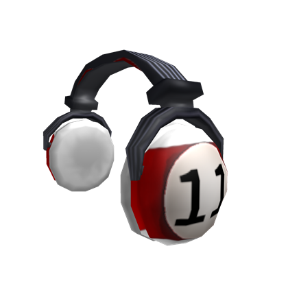 11 Ball Headphones