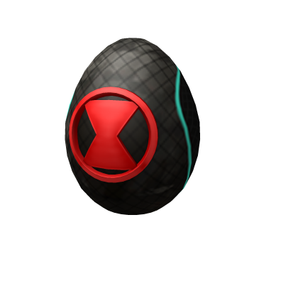 Black Widow Egg