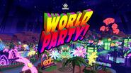 EDC World Party Festival Event Icon