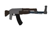 AK-47 2D
