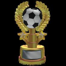 Golden Soccer Trophy .png