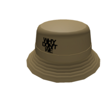 Tan Session Hat - Why Don't We (WDW).png