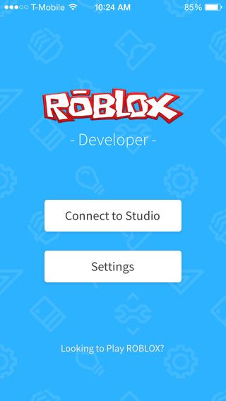 Roblox Developer (Mobile App) Roblox Wiki Fandom