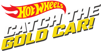 Hot Wheels: Catch the Gold Car!