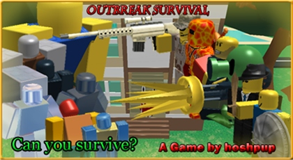 Roblox Zombie Attack Movie Get 50 000 Robux Community Hoshpup Outbreak Survival Roblox Wikia Fandom