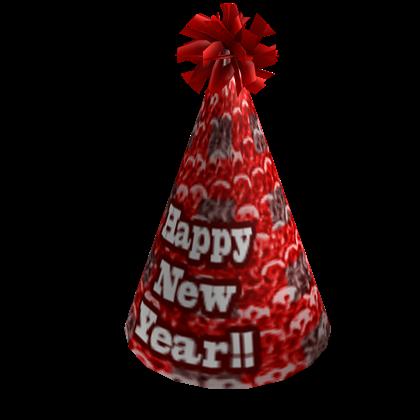 2011 Party Hat