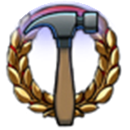 Roblox How To Make A Game Badge Super Moderator Badge Roblox Wikia Fandom