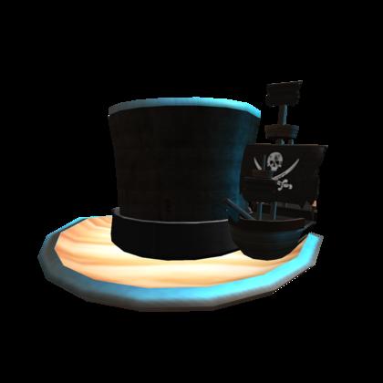 Black Flag Top Hat