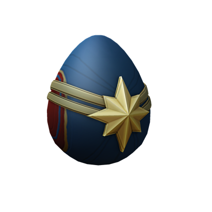 Captain Marvel Egg