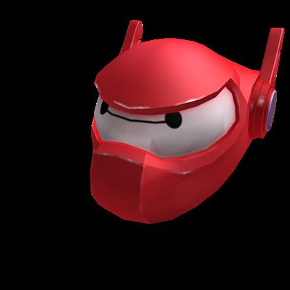 Big Hero 6 Baymax's Helmet