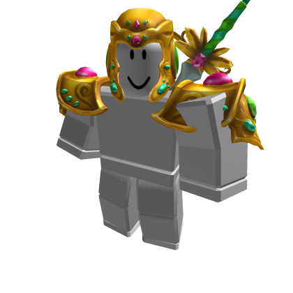 Enchanted Gem Armor Set