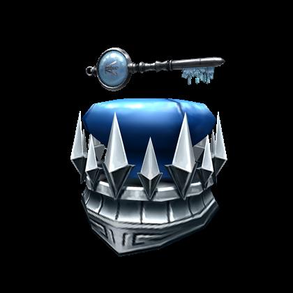 Crystal Crown of Silver