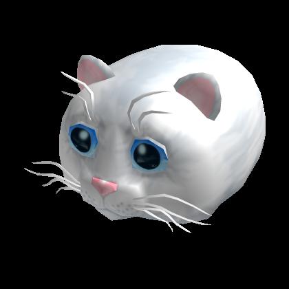 White Kitty Beanie Roblox Category Hats Roblox Wikia Fandom