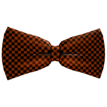 Halloween Checkered Bow Tie.png