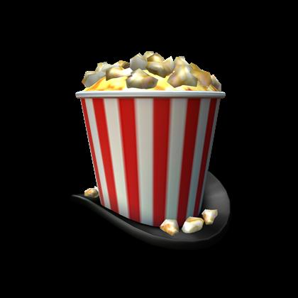 Showtime Bloxy Popcorn Hat