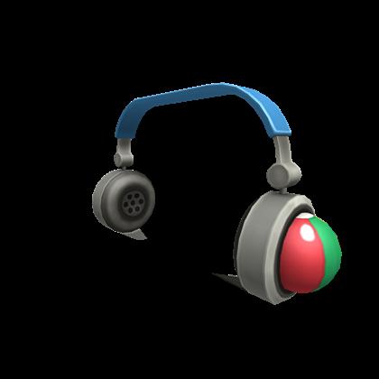 Beach Ball Headphones
