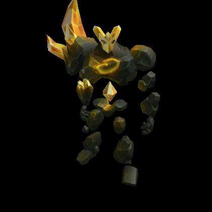 Elemental Crystal Golem