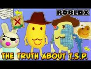 I KNOW WHO TSP REALLY IS! - Roblox Piggy Full Theory