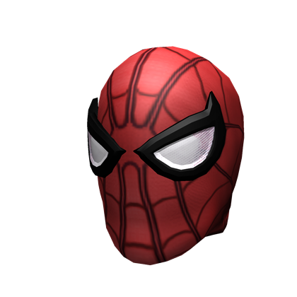 Hat Man Roblox Catalog Spider Man S Mask Roblox Wikia Fandom