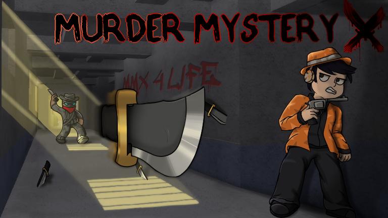 June 16 2019 Roblox Event Murder Mystery Prestiges Murder Mystery X Roblox Wikia Fandom
