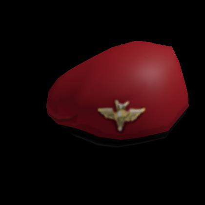 1st Battalion Red Devils Beret