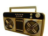 Catalog:Golden Super Fly Boombox