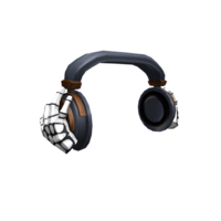 Catalog Skeleton Grip Headphones Roblox Wikia Fandom