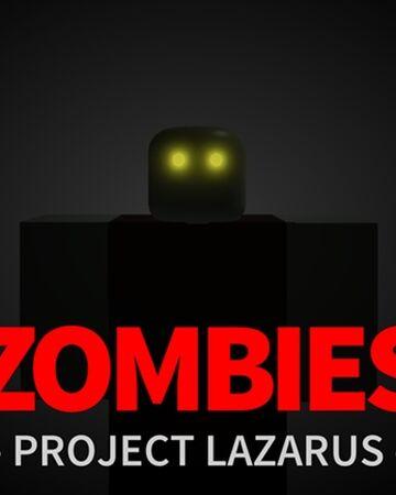 Roblox Music Id Zombie Community Logitech101 Project Lazarus Roblox Wikia Fandom