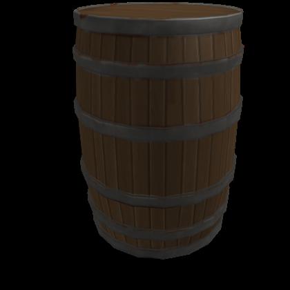 8-Bit Throwing Barrel