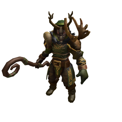 Druid of the Stag