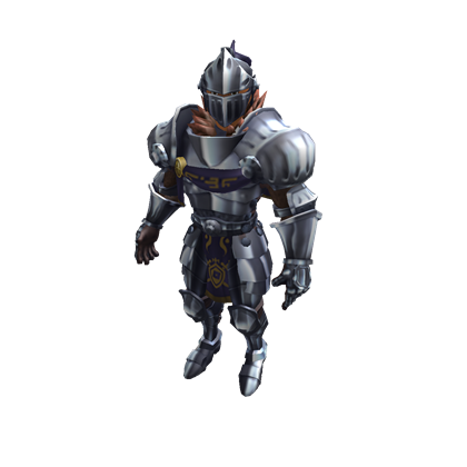 Chivalrous Knight of the Silver Kingdom