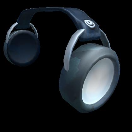 Bluesteel Headphones