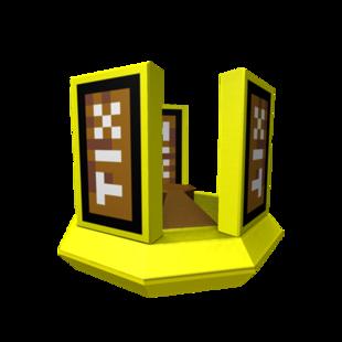 Tix Domino Crown