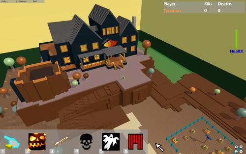 Haunted Games In Roblox Spooky Building Contest Roblox Wikia Fandom