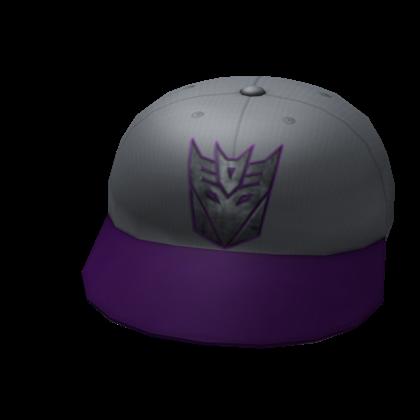 Decepticon Recruit Cap
