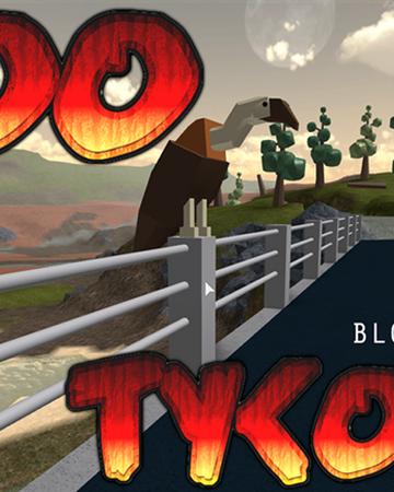 Roblox Codes Zoo Tycoon Community Blockfacebob Zoo Tycoon Roblox Wikia Fandom