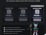 Roblox Premium