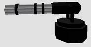 Turret Minigun 2D